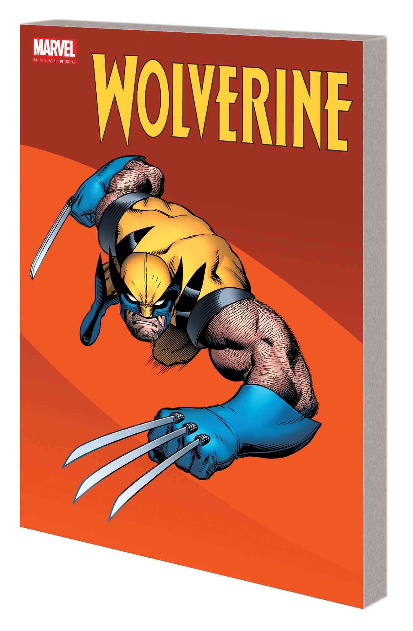 Marvel Universe Wolverine (Digest)