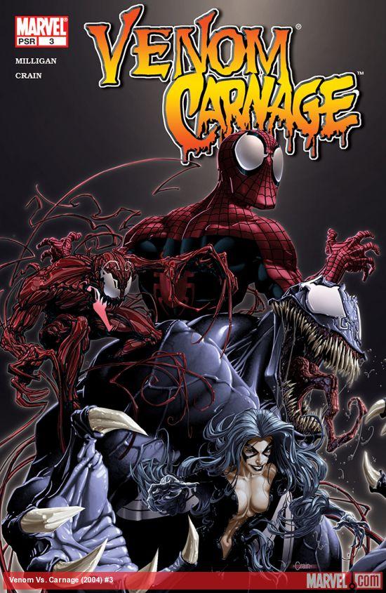 Venom Vs. Carnage (2004) #3