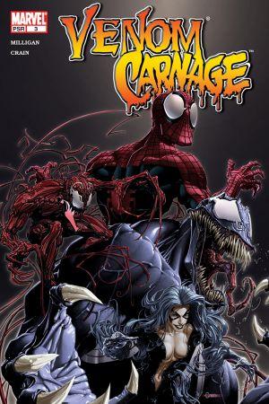 Venom Vs. Carnage #3