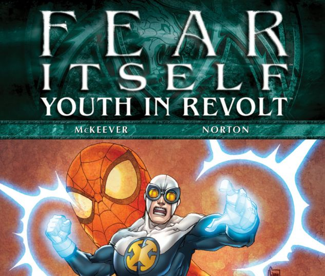 Fear Itself: Youth in Revolt (2011) #1