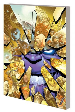Infinity Incoming! (Trade Paperback)