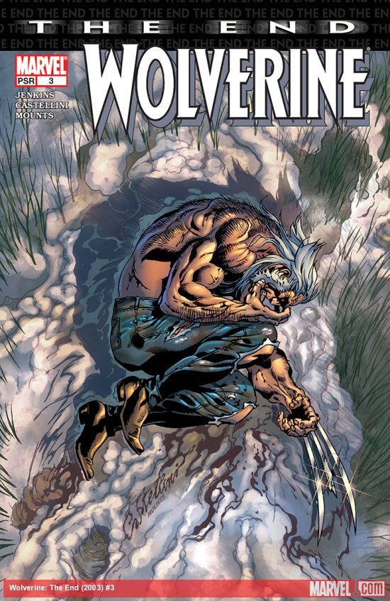 Wolverine: The End (2003) #3