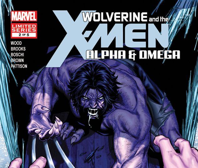 Wolverine & The X-Men Alpha & Omega (2011) #2