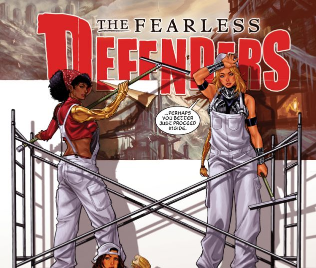 FEARLESS DEFENDERS 7 (NOW)