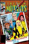 New Mutants (1983) #32 Cover