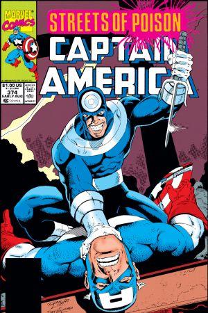 Captain America (1968) #374