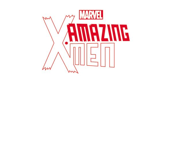AMAZING X-MEN 1 BLANK COVER VARIANT (WITH DIGITAL CODE, INTERIORS ONLY)