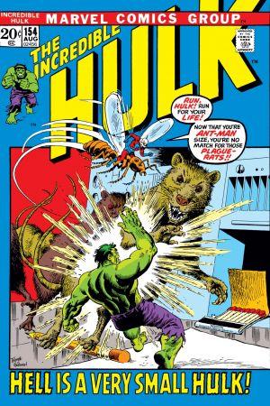 Incredible Hulk (1962) #154