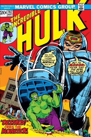 Incredible Hulk (1962) #167