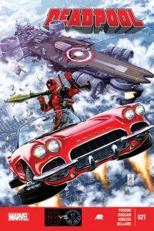 Deadpool (2012) #21