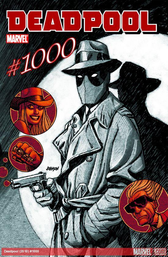 Deadpool (2010) #1000