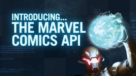 SXSW 2014: Marvel API Trailer