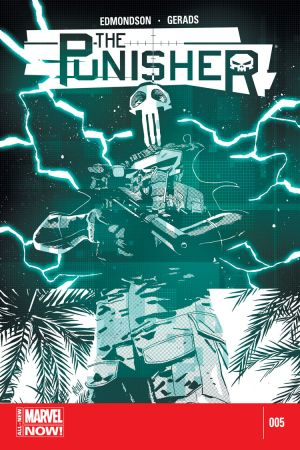 The Punisher (2014) #5