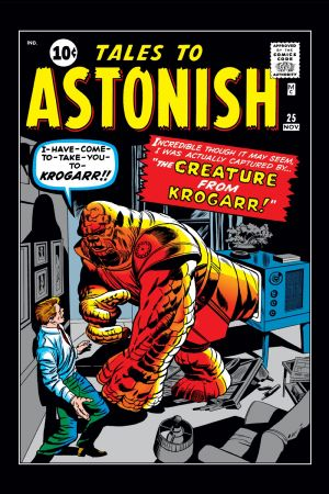 Tales to Astonish #25