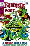 Fantastic Four (1961) #88 Cover