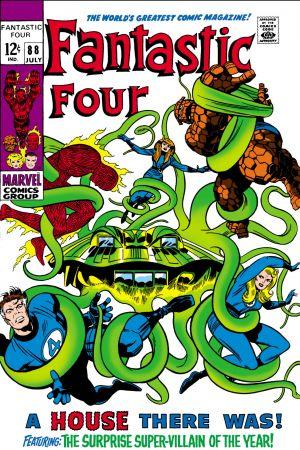 Fantastic Four (1961) #88
