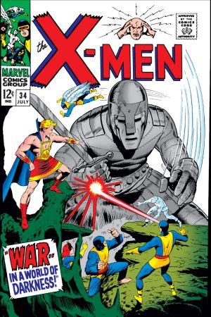 Uncanny X-Men #34