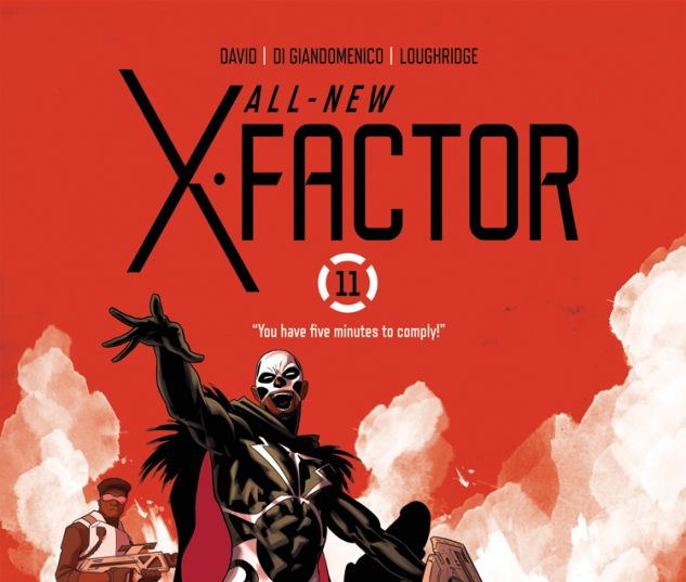 ALL-NEW X-FACTOR 11 (ANMN, WITH DIGITAL CODE)