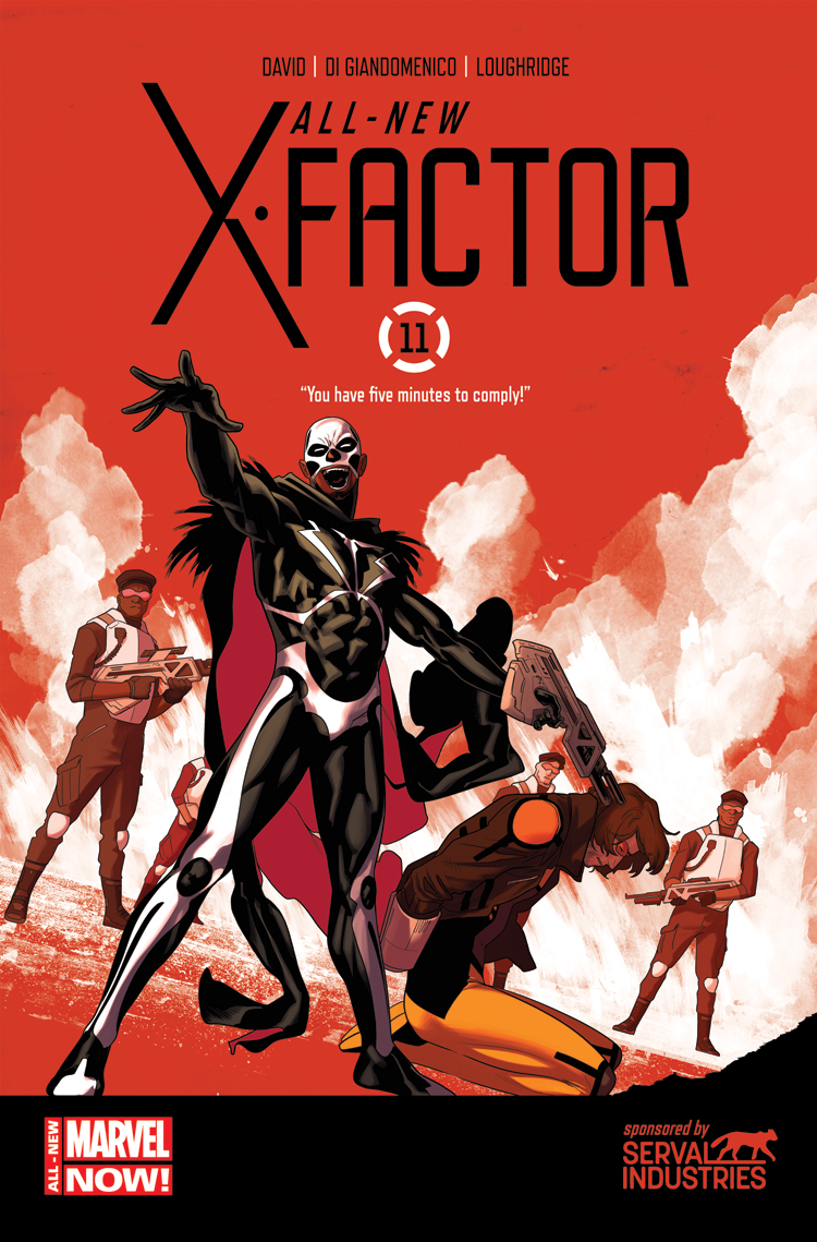 All-New X-Factor (2014) #11