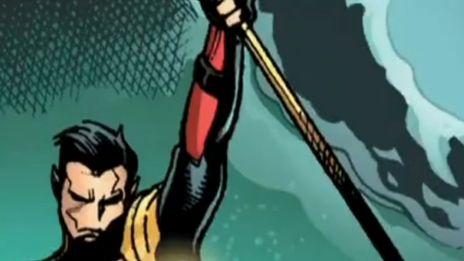 Marvel AR: AvX #8 Cover Recap