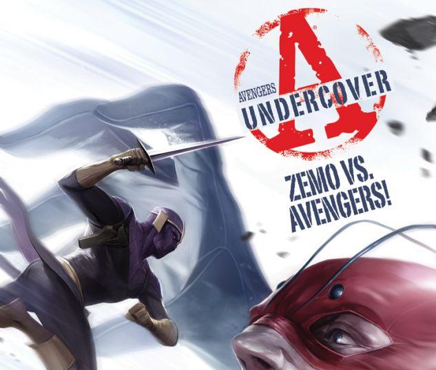 AVENGERS UNDERCOVER 9 (ANMN)