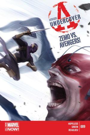 Avengers Undercover #9