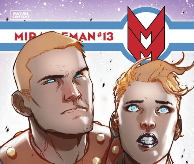 MIRACLEMAN 13 PICHELLI VARIANT (POLYBAGGED)
