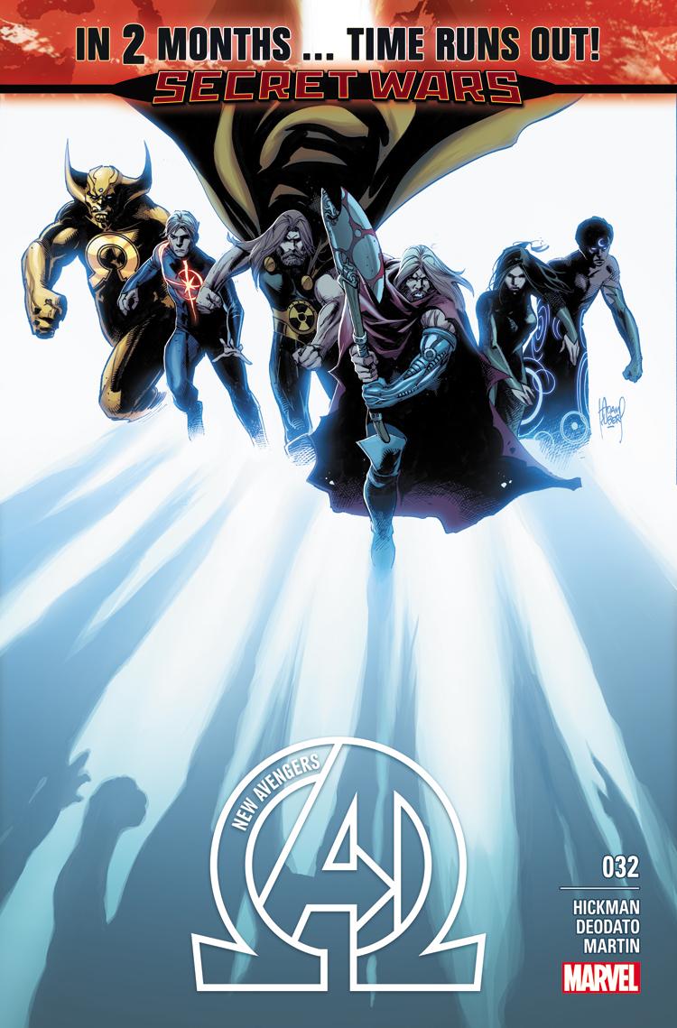 New Avengers (2013) #32