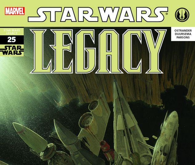 Star Wars: Legacy (2006) #25