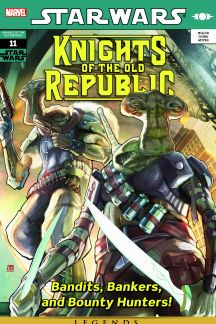 Star Wars: Knights Of The Old Republic #11