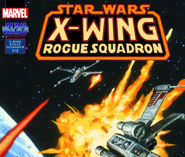 Star Wars: X-Wing Rogue Squadron (1995) #0.5