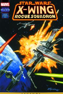 Star Wars: X-Wing Rogue Squadron #0.5