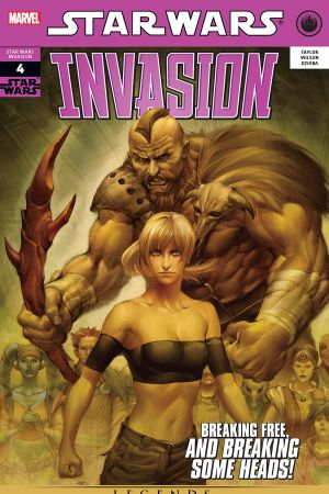 Star Wars: Invasion #4