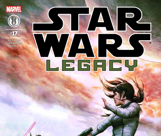 Star Wars: Legacy (2013) #17