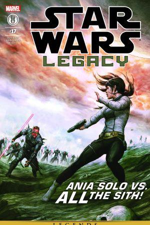 Star Wars: Legacy #17