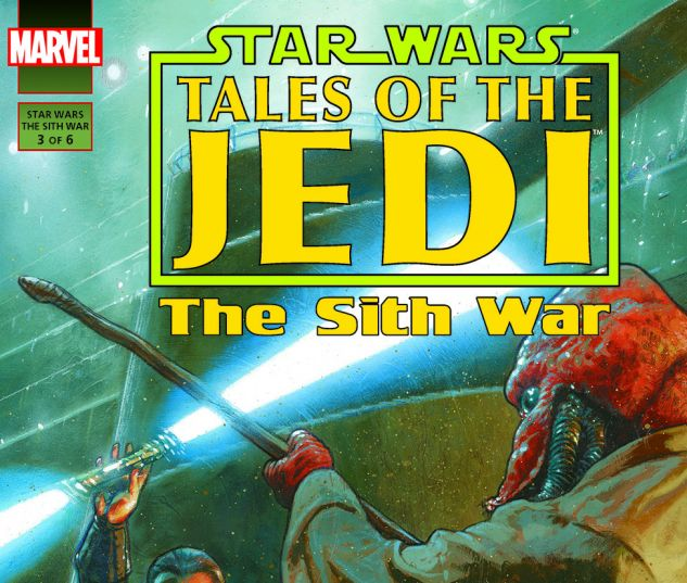 Star Wars: Tales Of The Jedi - The Sith War (1995) #3