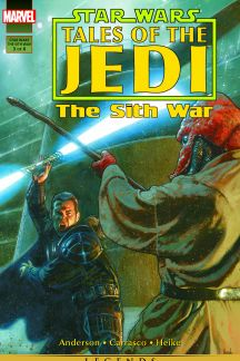 Star Wars: Tales Of The Jedi - The Sith War #3