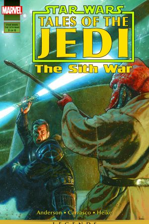 Star Wars: Tales Of The Jedi - The Sith War #3