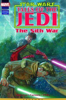 Star Wars: Tales Of The Jedi - The Sith War #5