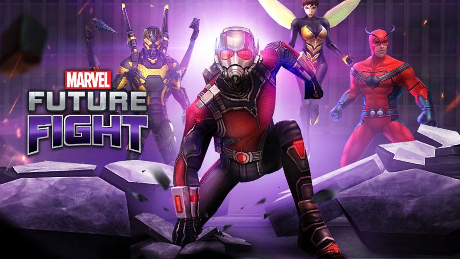 Marvel Future Fight | kamiltech.com