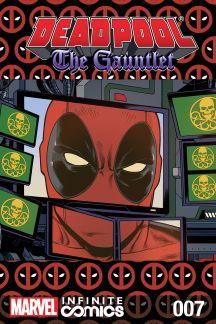 Deadpool: The Gauntlet Infinite Comic (2014) #7