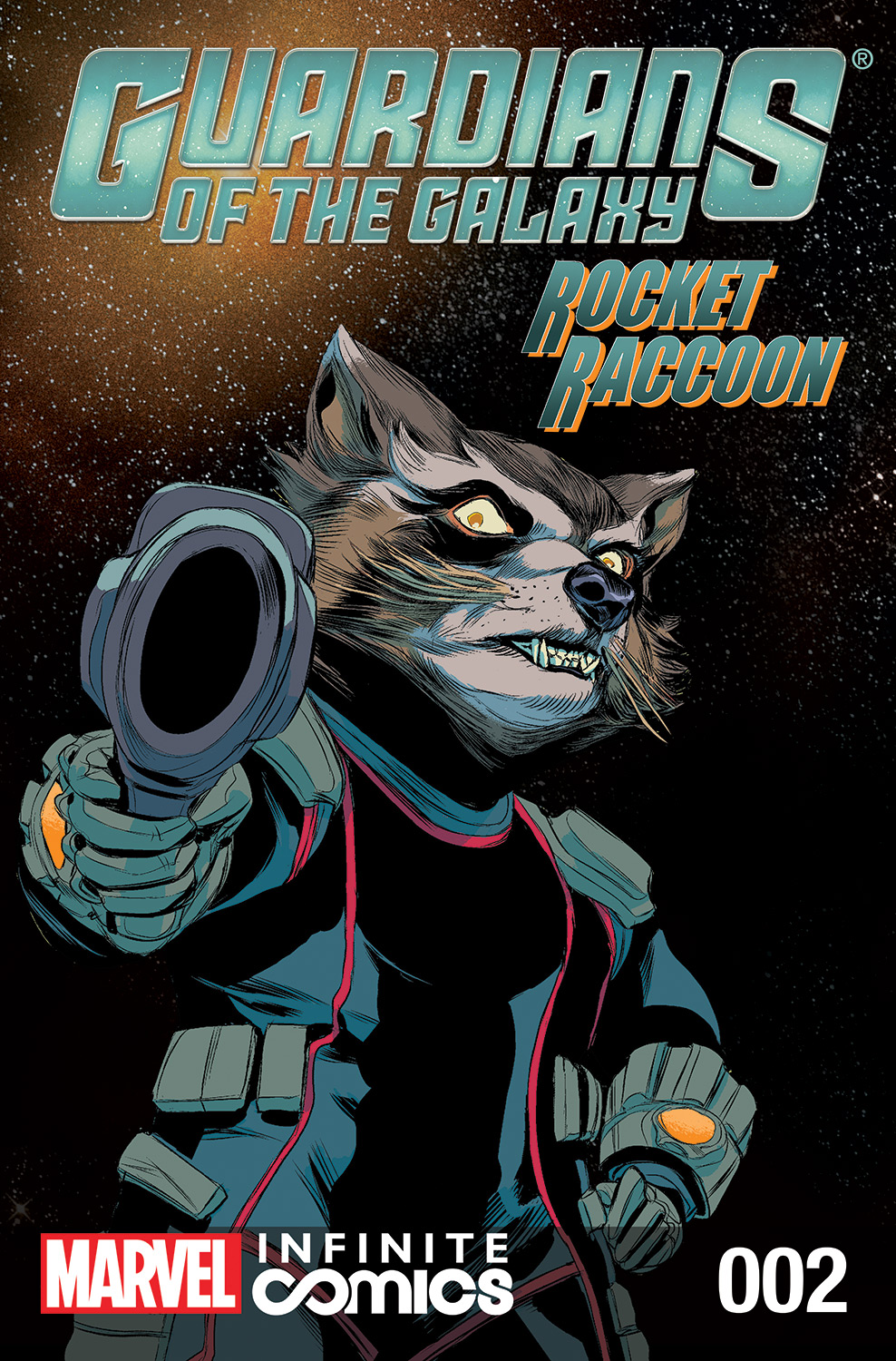 Guardians of the Galaxy Infinite Comic (2013) #2