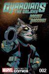 Guardians of the Galaxy Infinite Digital Comic (2013) #2