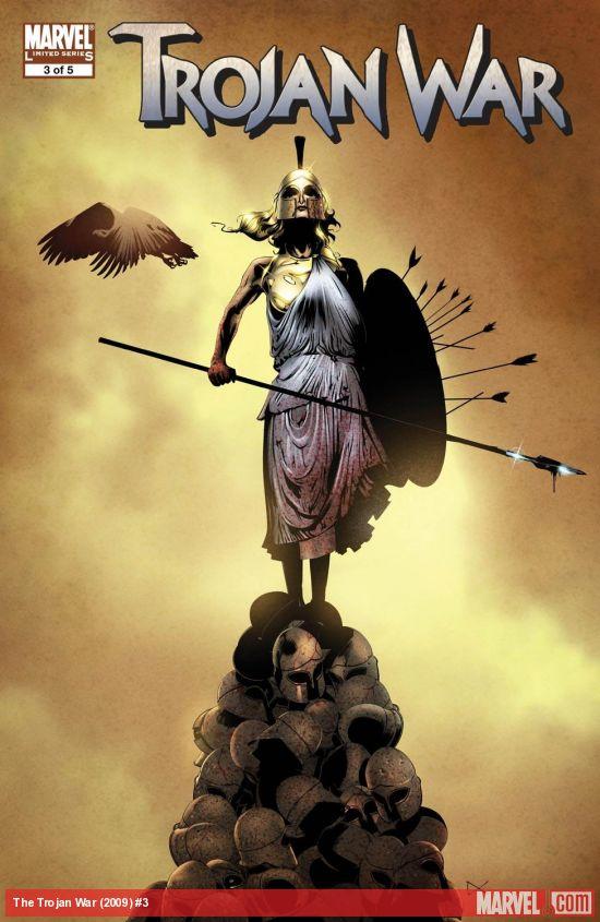 The Trojan War (2009) #3