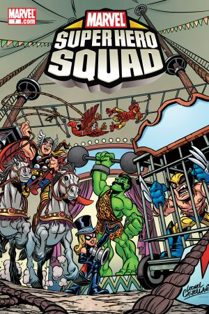 Super Hero Squad #7