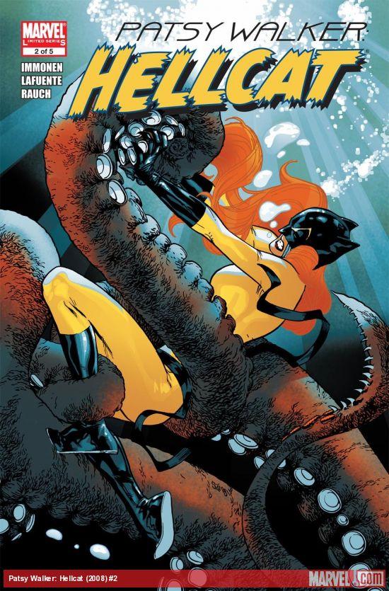 Patsy Walker: Hellcat (2008) #2