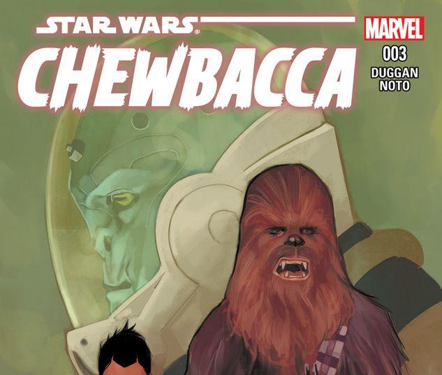 Chewbacca (2015) #3