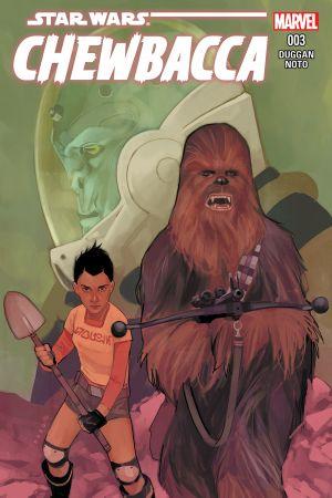 Chewbacca #3
