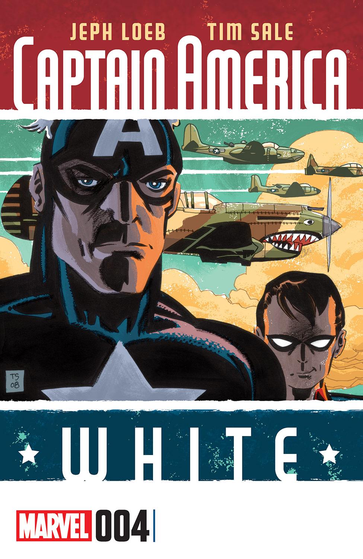 Captain America: White (2015) #4