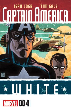 Captain America: White #4